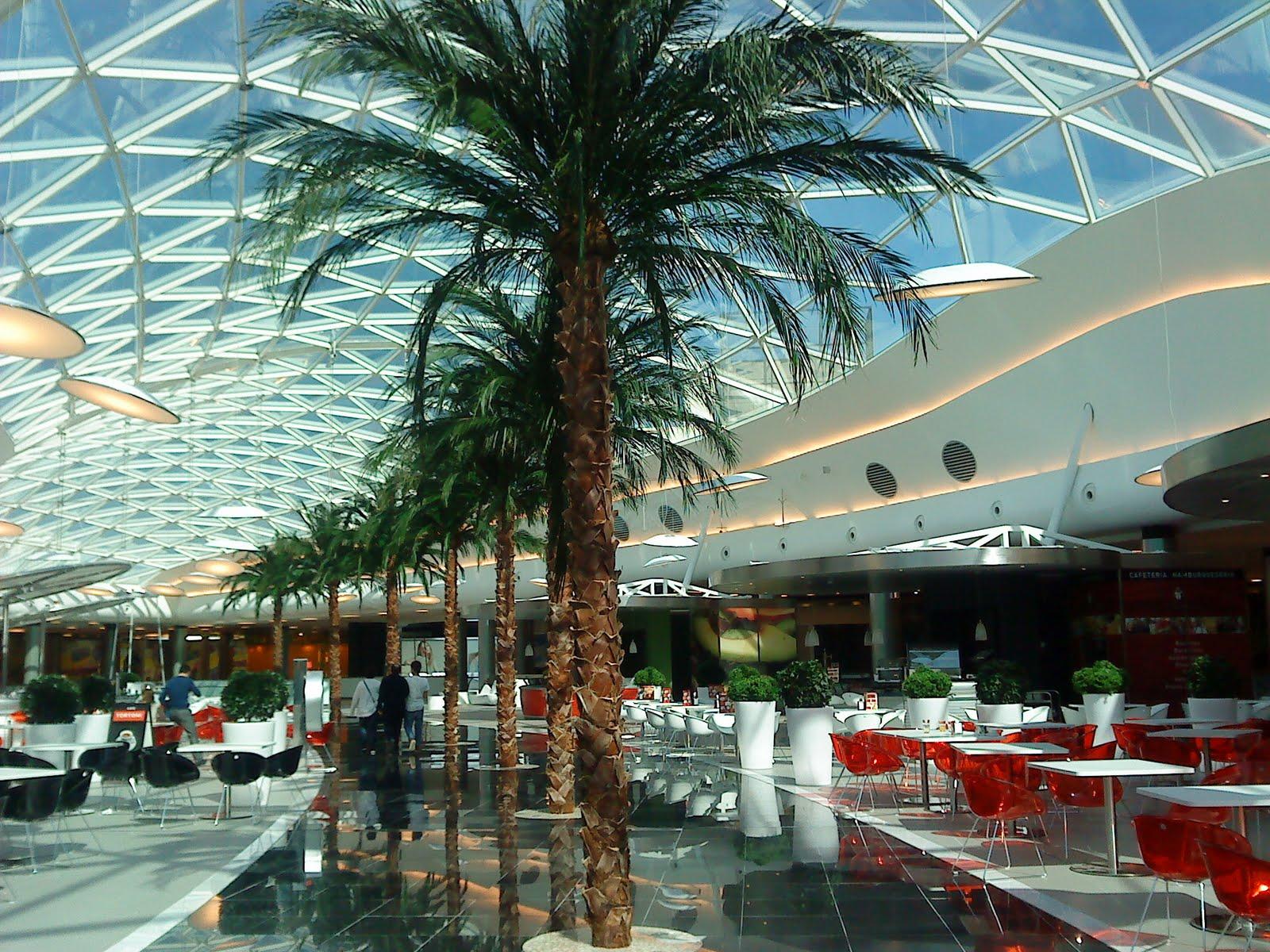 Centro comercial marineda city de la coru a galicia - Centro comercial de la moraleja ...