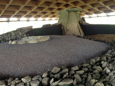 Photos by E.V.Pita / Megalithic tomb Dolmen of Dombate (Galicia, Spain)