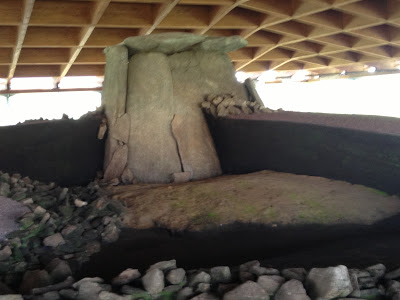 vPhotos by E.V.Pita / Megalithic tomb Dolmen of Dombate (Galicia, Spain)