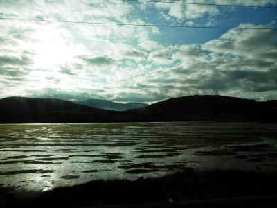 By E.V.Pita (2014) Northern Spain:  River Eo, Navia, Ribadeo, Vegadeo (Galicia, Asturias) / Por E.V.Pita (2014), El norte verde: el río Eo