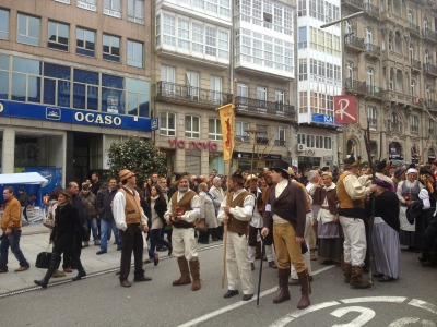 Spain, Feast of the Reconquest in Vigo 2013    by E.V.Pita   http://picturesplanetbyevpita.blogspot.com/2015/02/spain-feast-of-reconquest-in-vigo-2013.html   Fiesta de la Reconquista de Vigo 2013    por E.V.Pita