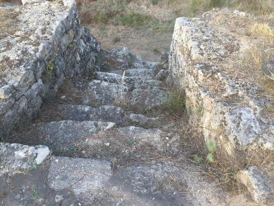 Hispania: San Cibrao de Las hill-fort   by E.V.Pita (2017) LINK: https://archeopolis.blogspot.com/2017/10/hispania-san-cibrao-de-las-hill-fort.html /   Castro de San Cibrao de Las  por E. V. Pita